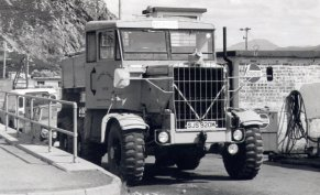 Scammell Explorer 10Ton Recovery Tractor (SJS 920 M)