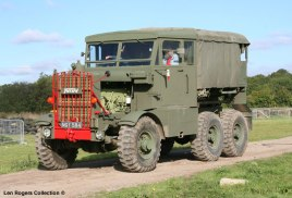 Scammell Explorer. This 6 x 6 ex army truck scammell-forceful