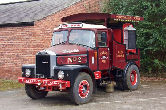 Scammell gardner 150 17 all