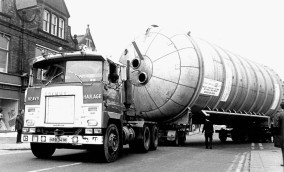 Scammell Heavy Haulage NRB 341M 1-L