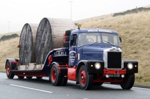 Scammell Highwayman BAW