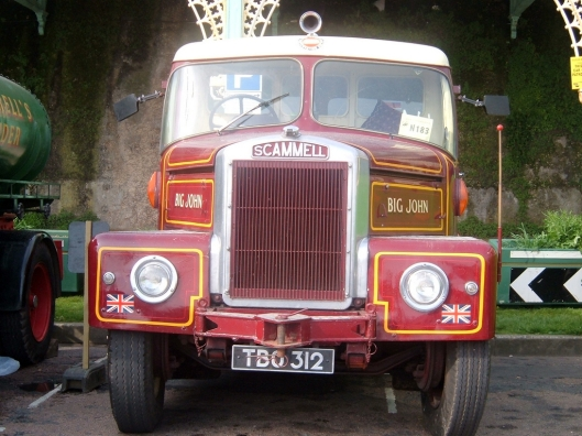 Scammell Highwayman Big John a
