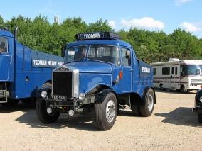 Scammell Highwayman 'Yeoman' reg 60 SHW
