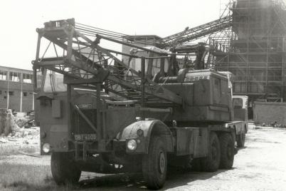 Scammell Himalayan & Jones KL 11-7 Crane