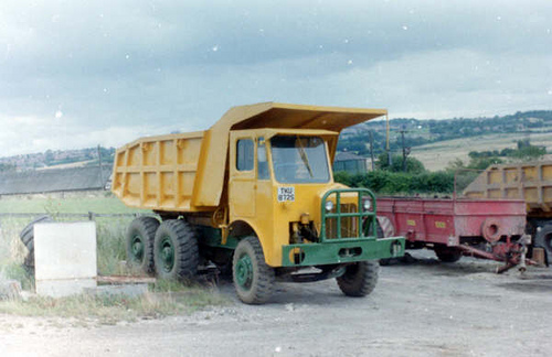 Scammell Himalayan