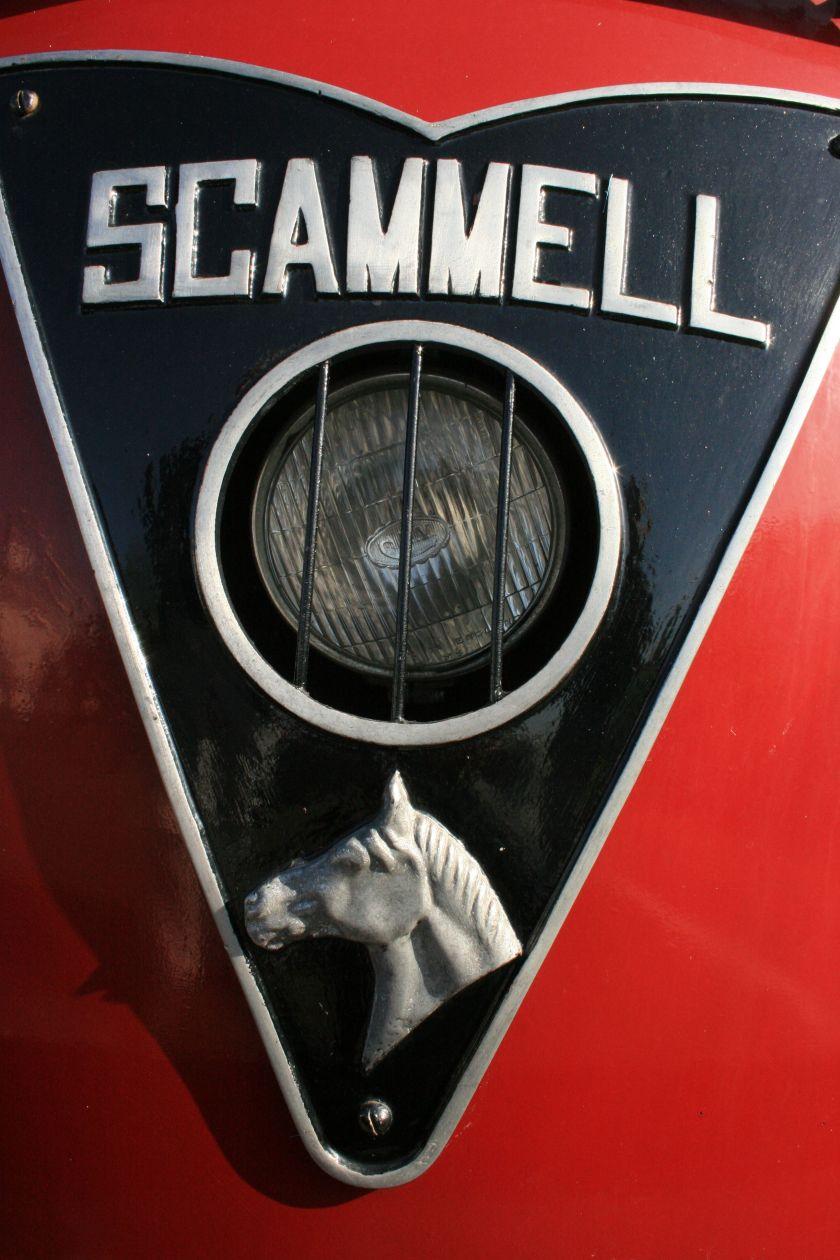 Scammell Logo 1