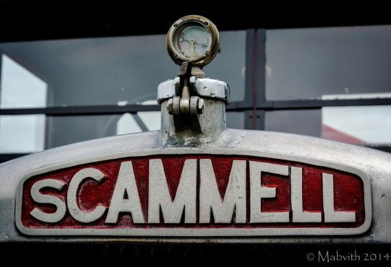 Scammell Logo