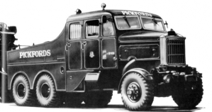 Scammell Lorries (1922 – 1988)