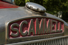 Scammell Lorry Radiator Logo Emblem 2