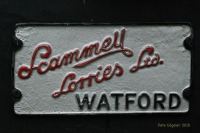 scammell ltd logo