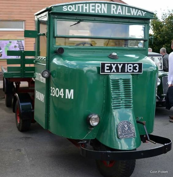 Scammell Mechanical Horse Southern Railway