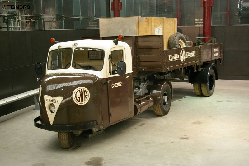 Scammell Mechanical