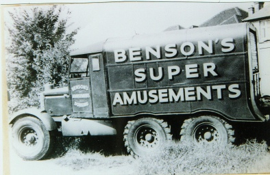 Scammell Pioneer Bensons