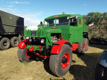 Scammell Pioneer P2