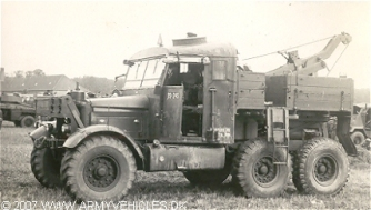 Scammell Pioneer SV-2S