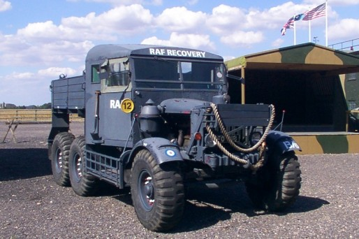 Scammell Pioneer-YFO818