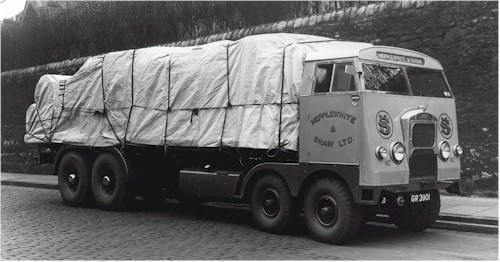 scammell rigid-8