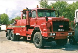 Scammell S24 6x6 recovery