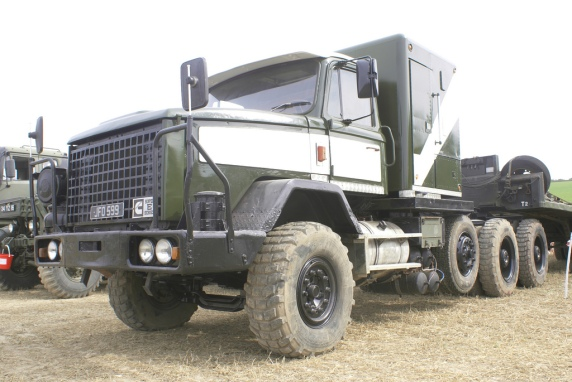 Scammell S24 JFO 599
