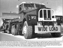 Scammell Super Constructor 1450