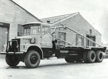 Scammell Super Constructor 6x6