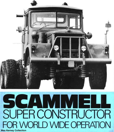 scammell super constructor ad