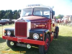 Scammell Tow-Truck