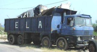 Scammell Truck