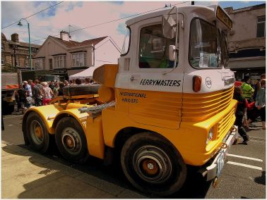 Scammell Trunker TRACTOR UNIT FERRYMASTERS FLEETWOOD