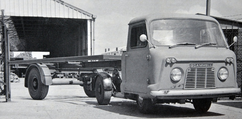 Scammell unknown