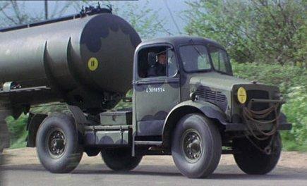 Scamwell Tanker