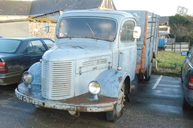 Trucks Hotchkiss PL20 plat