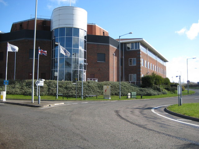 Watford, Camelot Head Office, Tolpits Lane - geograph.org.uk - 732568
