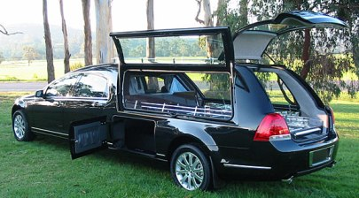 WM Statesman Dual Cab High Roof Hearse a