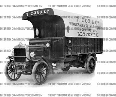 1910-1918 AEC n c lorry
