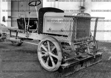 1914 AEC B-type LGOC, B2676 AEB00447a