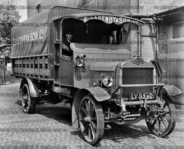 1914 AEC Y type F Lazenby and Son Ltd.-AEB2120a