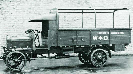1917 AEC Y