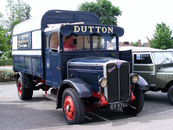 1932 AEC 640 Mercury EV5782