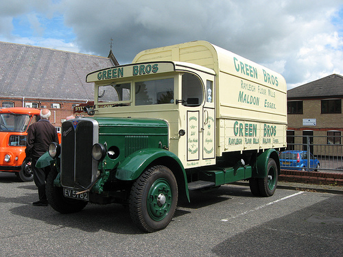 1932 AEC Mercury EV5782 Green Bros