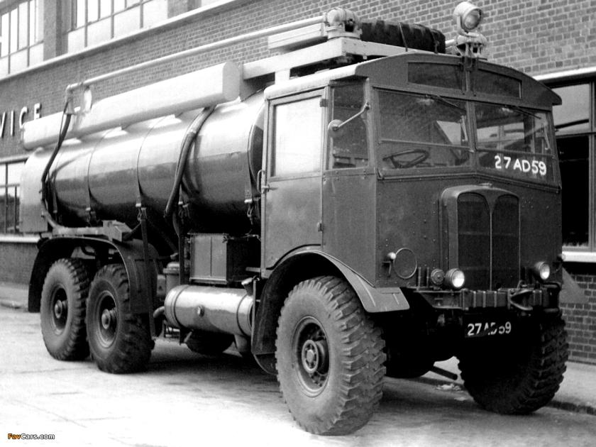 1938 AEC Matador 854 Tanker (1938–1952)