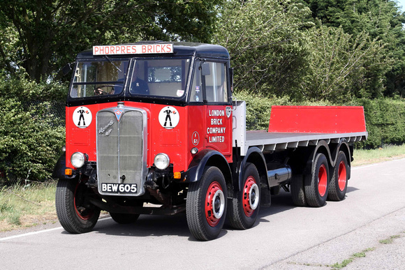 1939 AEC Mammoth Major 8 Mk II BEW605