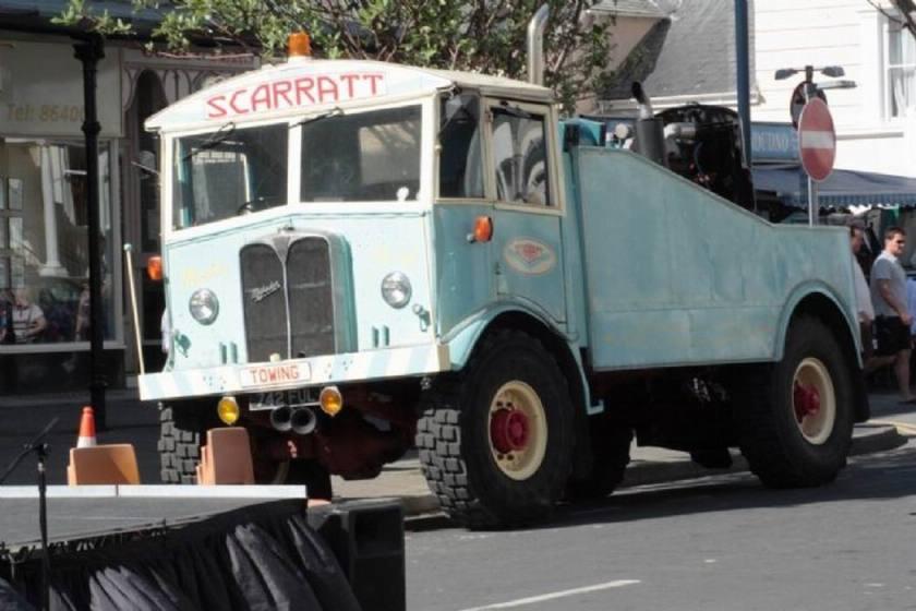 1942 AEC Matador - Scarratt