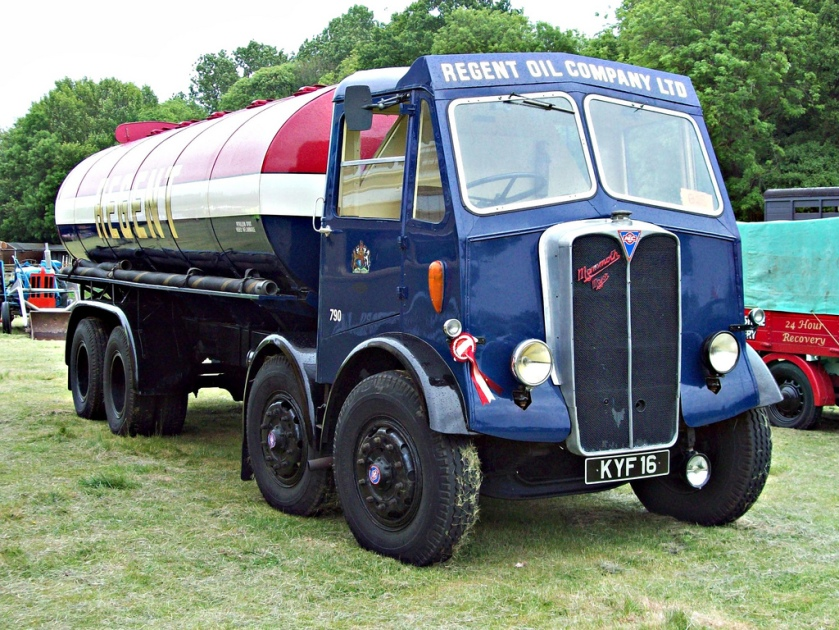 1947 AEC Mammoth Major 8 9600cc