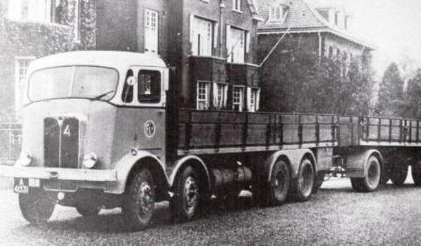1951 AEC '51 Suikerfabriek Groningen