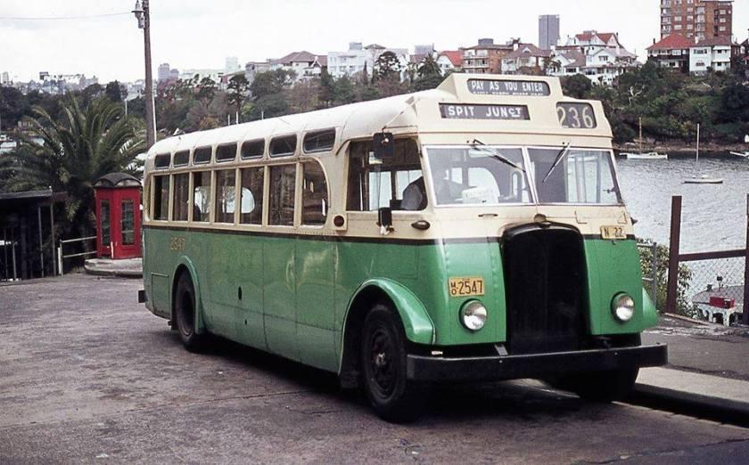 1952 AEC Regal 236