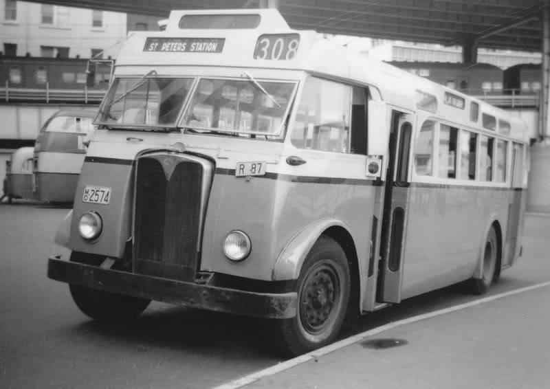 1952 AEC Regal