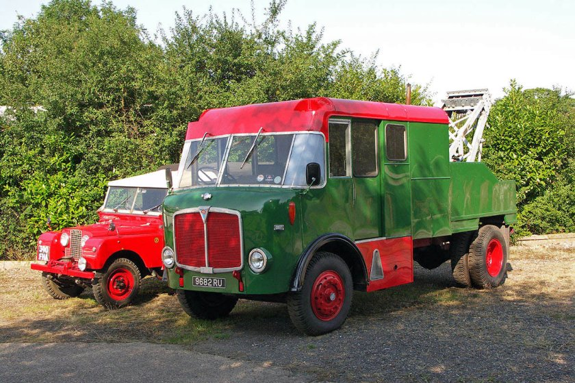 1953-1965 AEC » Mercury MkI-II ( model GM4RA ) with other cabins c