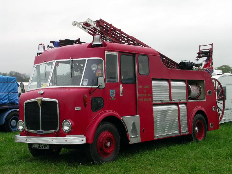 1953-1965 AEC » Mercury MkI-II ( model GM4RA ) with other cabins g