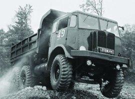 1954 AEC Militant О859 Mk-I (FV-11005), 6x6